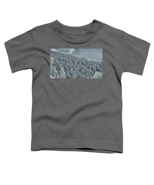 Winter Pines Toddler T-Shirt