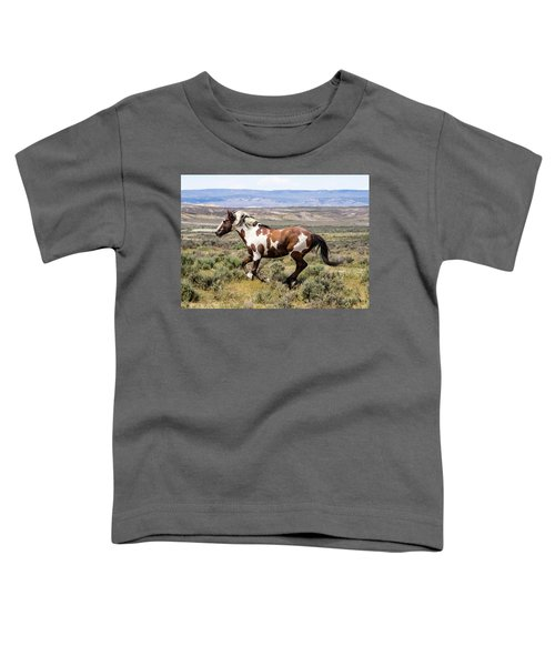 Picasso - Free As The Wind Toddler T-Shirt