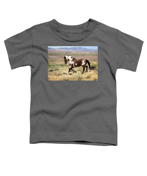 Picasso Strutting His Stuff Toddler T-Shirt