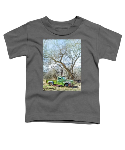 Pickup Under A Tree Toddler T-Shirt