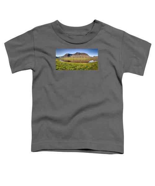 Picnic - Panorama Toddler T-Shirt