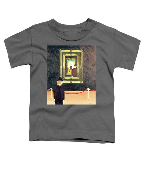 Pictures At An Exhibition Toddler T-Shirt