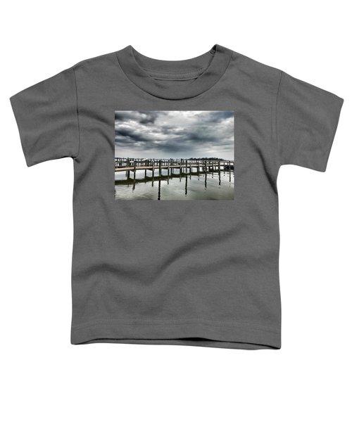 Pier Pressure Toddler T-Shirt