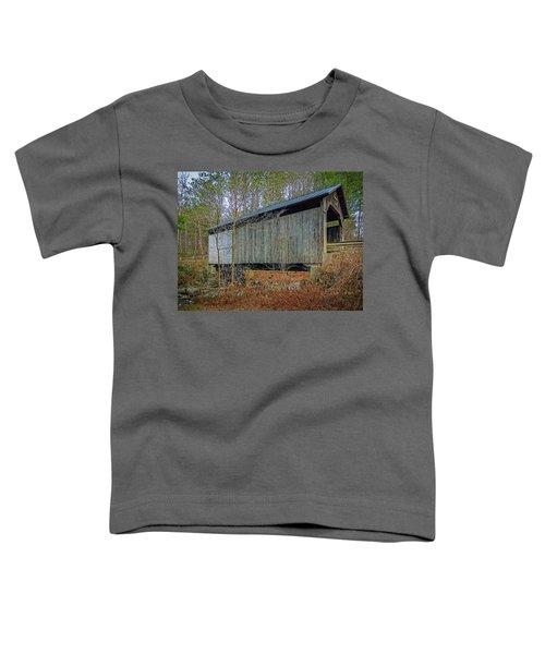 Pine Brook Bridge Toddler T-Shirt