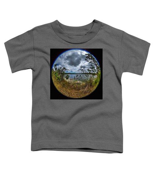 Pine Glades Lake 18 Toddler T-Shirt