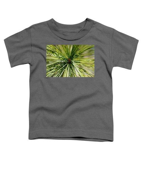 Pine Needles Toddler T-Shirt
