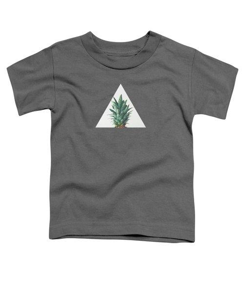 Pineapple Top Toddler T-Shirt