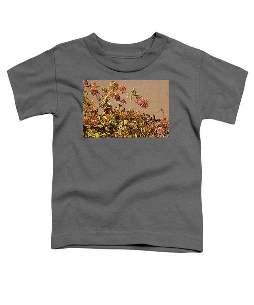 Pink Autumn Toddler T-Shirt