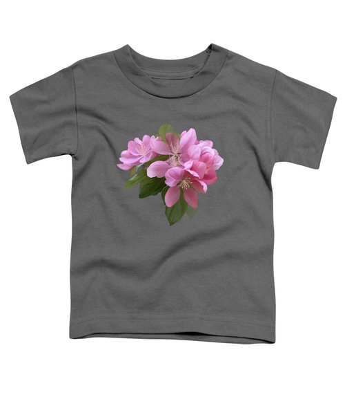 Pink Blossoms Toddler T-Shirt