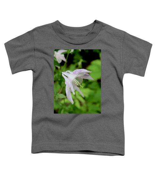 Pink Columbine Toddler T-Shirt