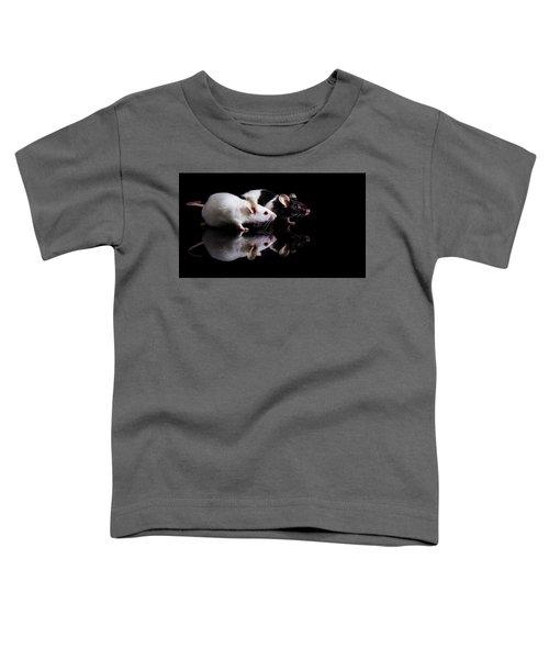 Pinky And Dot Toddler T-Shirt