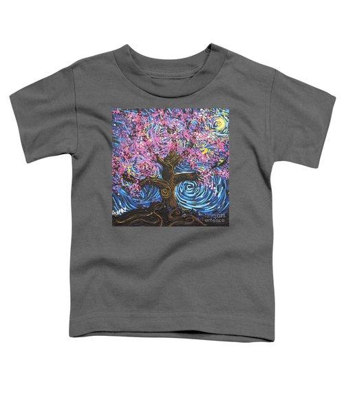 Pinky Tree Toddler T-Shirt