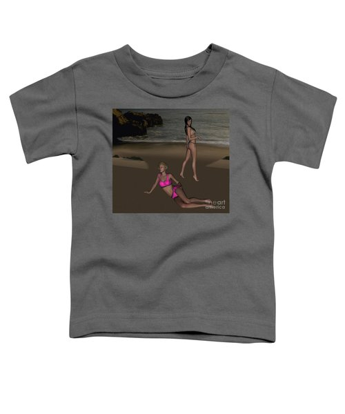 Pinups At Dusk Toddler T-Shirt