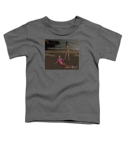 Pinups At Dusk Toddler T-Shirt