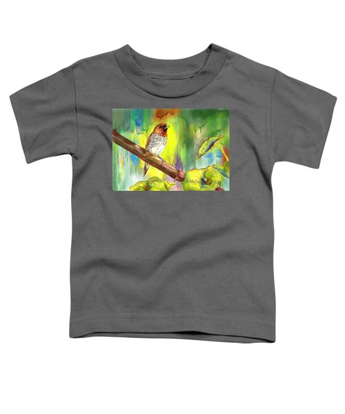 Pinzon Canella Toddler T-Shirt