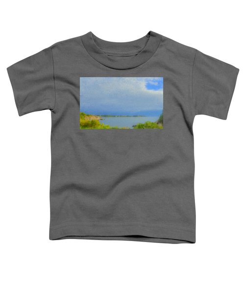 Pirate Cove Jamestown Ri Toddler T-Shirt