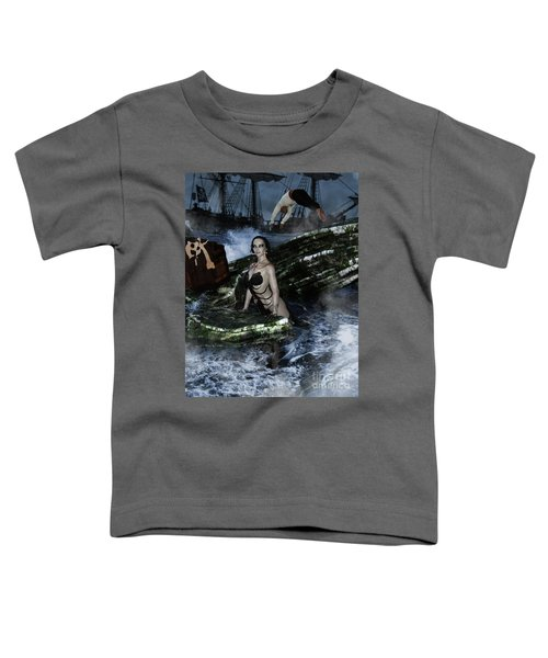 Pirate Treasue Toddler T-Shirt