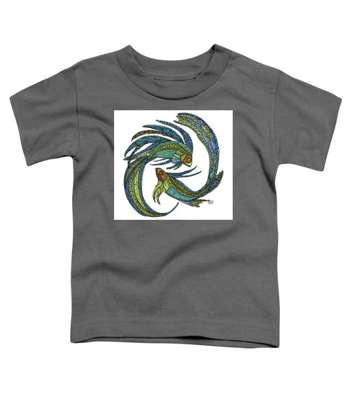 Pisces Toddler T-Shirt