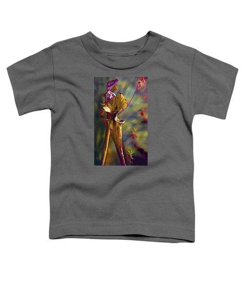 Pitcher Plant Toddler T-Shirt