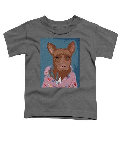 Pitty In Pajamas Toddler T-Shirt
