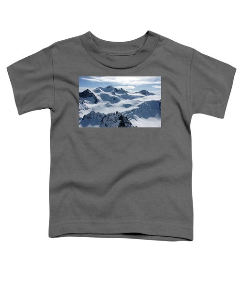 Pitztal Glacier Toddler T-Shirt