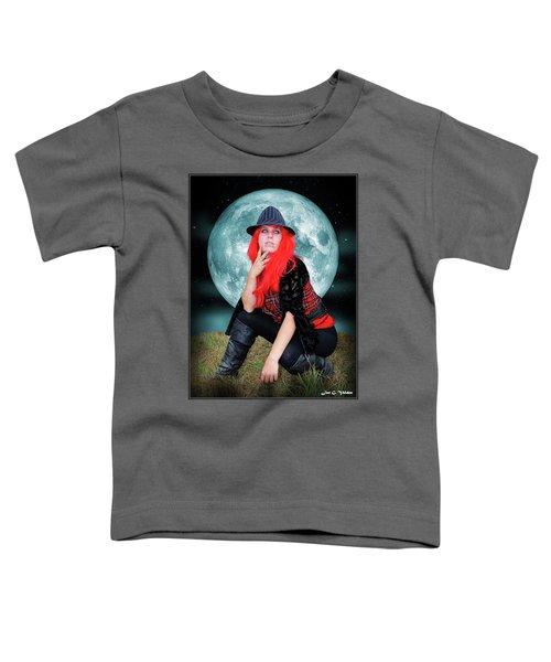 Pixie Under A Blue Moon Toddler T-Shirt