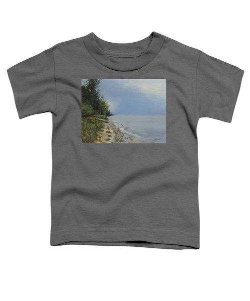 Places We've Been Toddler T-Shirt