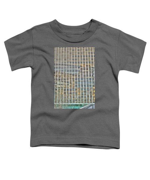Plaid Light In La Toddler T-Shirt
