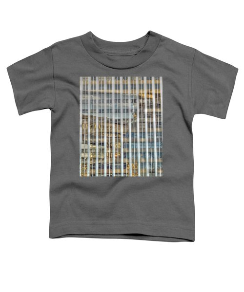 Plaid Light In La Toddler T-Shirt