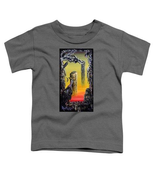 Planet Of Anomalies Toddler T-Shirt