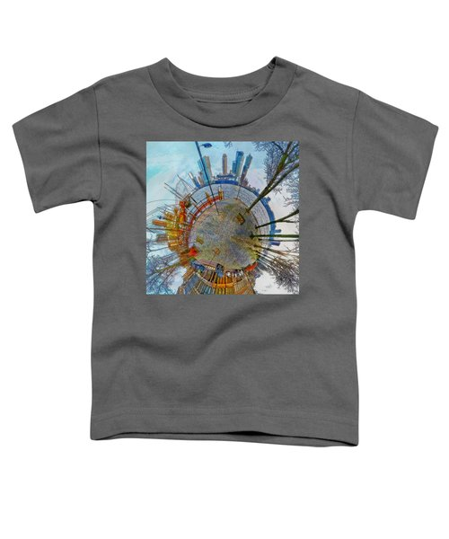 Planet Rotterdam Toddler T-Shirt