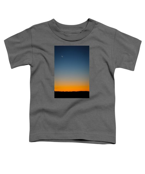 Planet Sunrise Toddler T-Shirt
