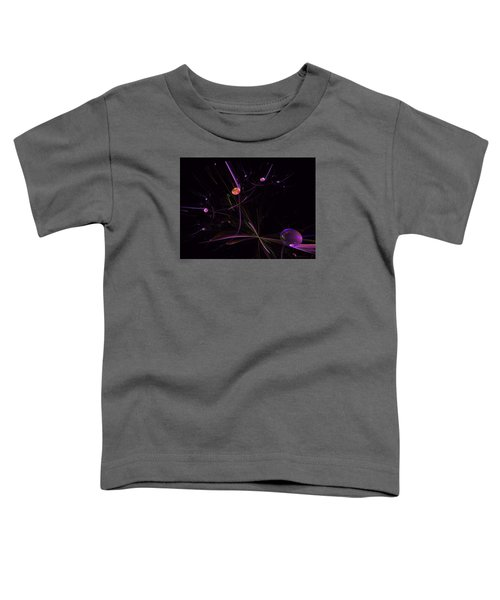 Planets And Space Energies Toddler T-Shirt