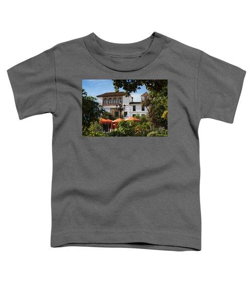 Plaza De Naranjas Toddler T-Shirt