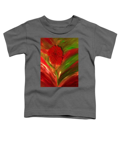 Plume Of Remembrance Toddler T-Shirt