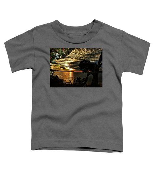 Pocasset Sunset Toddler T-Shirt