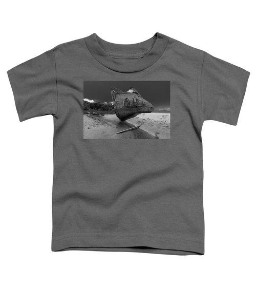 Point Reyes Boat Toddler T-Shirt