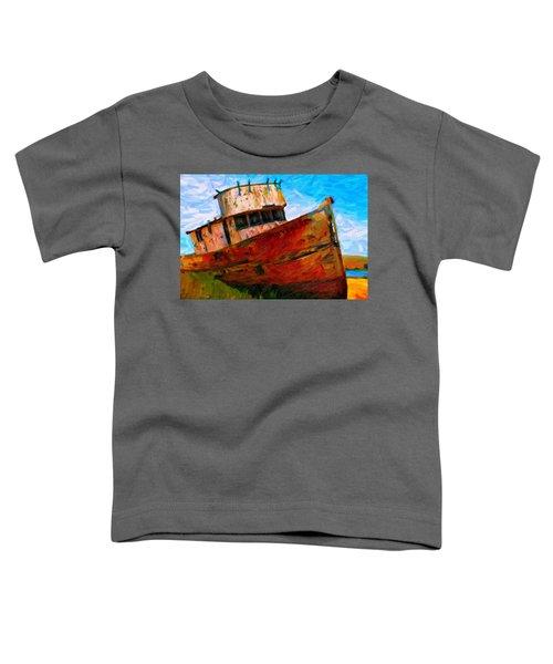 Point Reyes Toddler T-Shirt