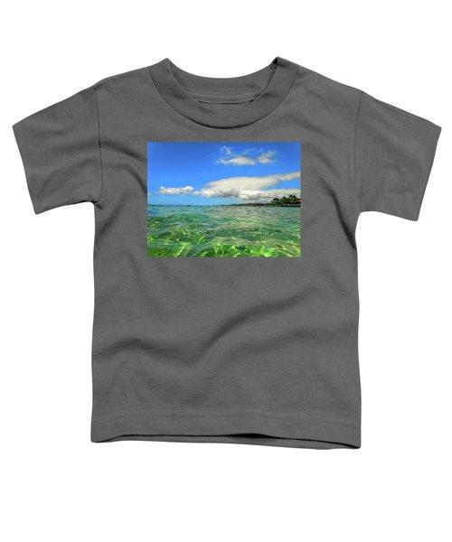 Poipu Beach Toddler T-Shirt