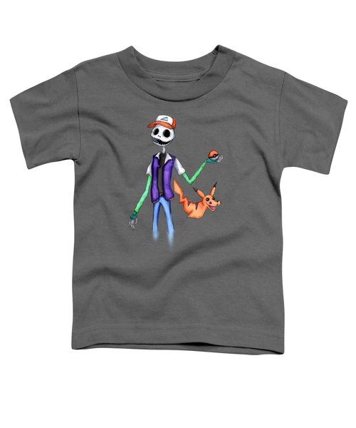 Pokejack  Toddler T-Shirt