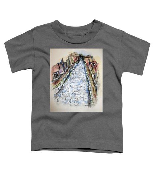 Pompeii Road Toddler T-Shirt