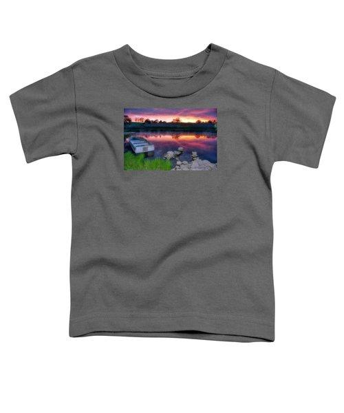 Pond Dreams 9 Toddler T-Shirt