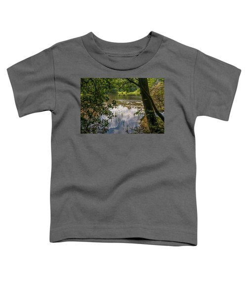 Pond In Spring Toddler T-Shirt
