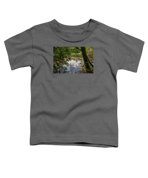 Pond In Spring Toddler T-Shirt