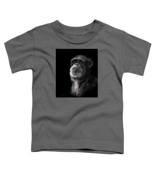 Ponder Toddler T-Shirt by Paul Neville