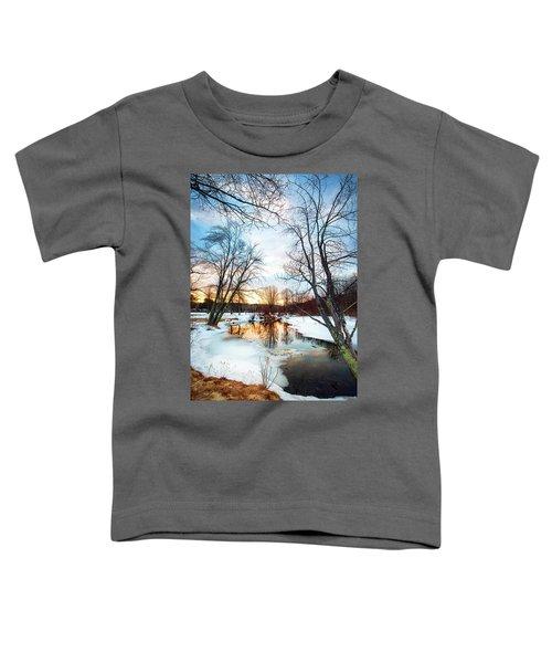 Poor Farm Brook Toddler T-Shirt