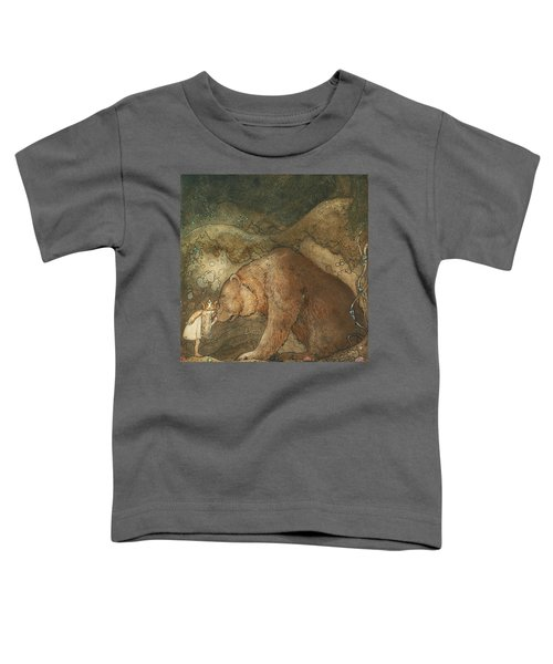 Poor Little Basse Toddler T-Shirt