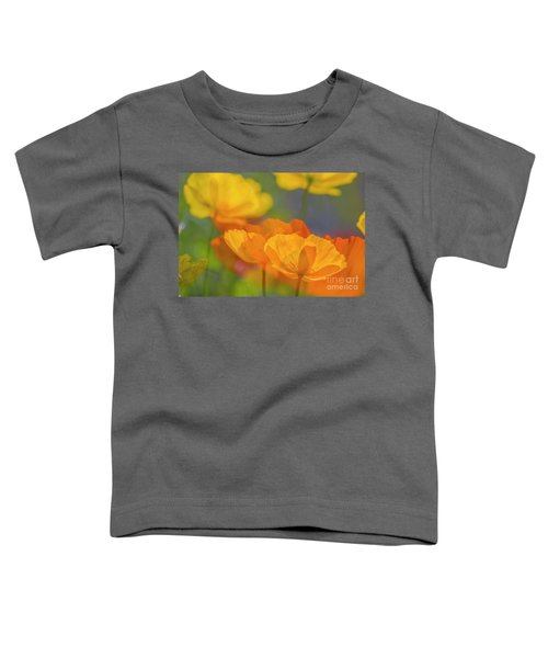 Poppy Dreams Toddler T-Shirt