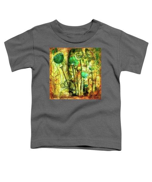 Poppy Pods Toddler T-Shirt