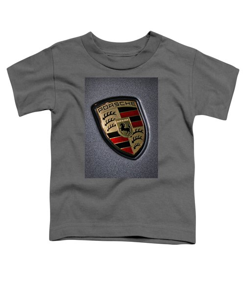 Porsche Toddler T-Shirt
